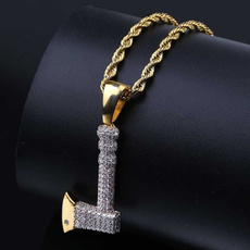 Steel, Rope, Chain Necklace, necklaces for men