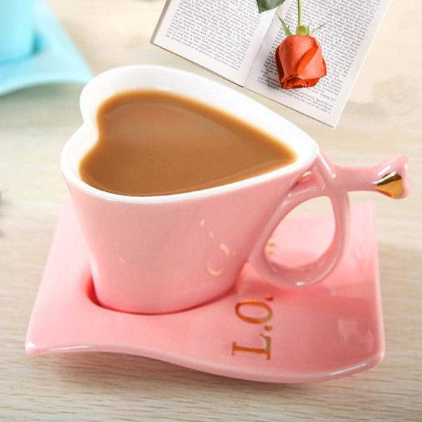 cute, Coffee, Fashion, Love