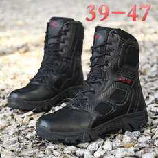 ankle boots, combat boots, Outdoor, Hiking