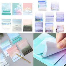 Beautiful, stickynotepaper, stickymemopad, Bookmarks
