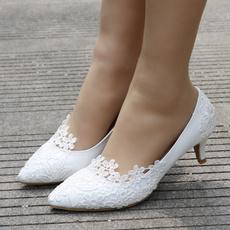 dress shoes, Flowers, Lace, Womens Shoes
