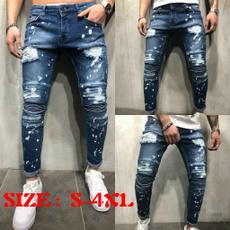 men jeans, Fashion, skinny pants, pants