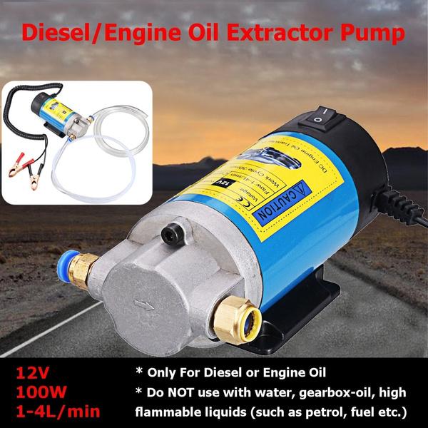 extractor, oiltransferpump, Electric, transfer