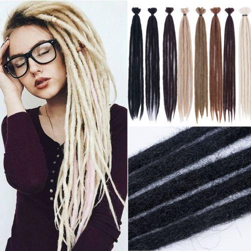 gradientcolor, dreadlockshairextension, dreadlockswig, Hair Extensions