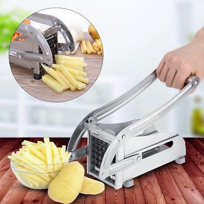 Steel, cutter, vegetablecutter, frenchfrypotatocutter