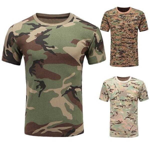 mensummertshirt, Shorts, multicamtactical, T Shirts
