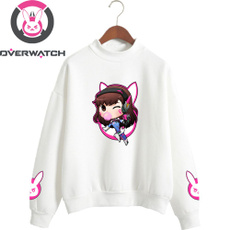 overwatch, Video Games, dva, sweatshirts for women