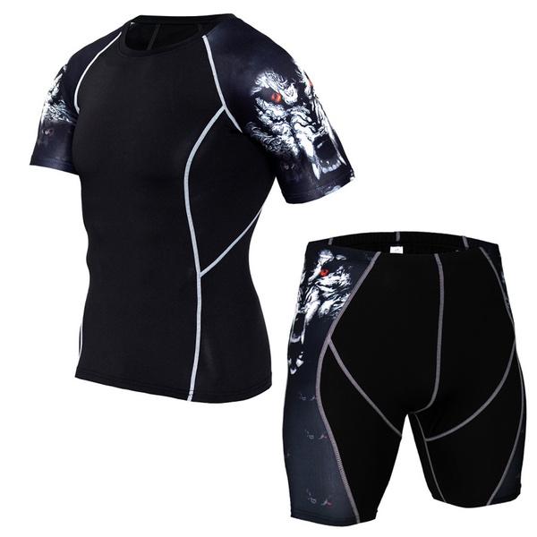 Leggings, Fashion, compressionshort, Shirt
