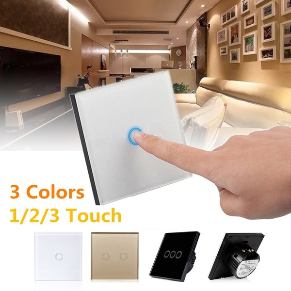 Touch Screen, led, eustandardswitch, touchswitch