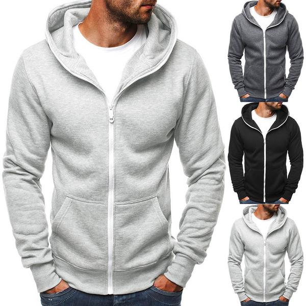 Fleece, Casual Hoodie, Casual, Sweatshirts