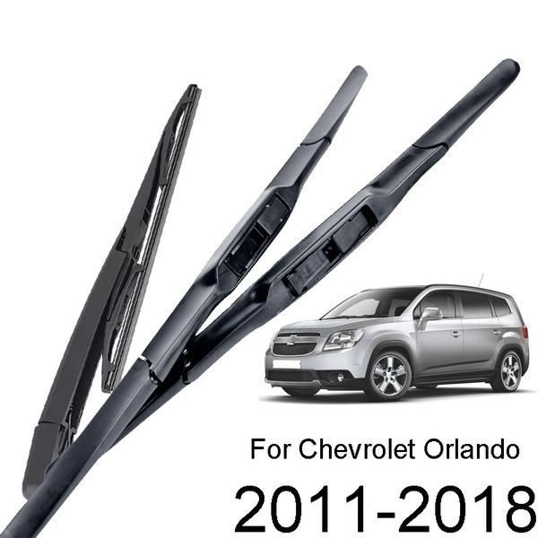 rearblade, 4 PC, reararm, windshieldwiperblade