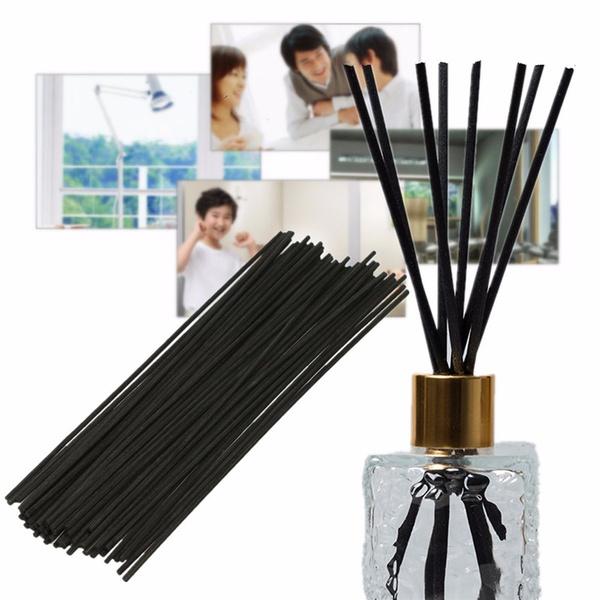 reeddiffuser, blackreedfragrance, Home Decor, reedfragrancestick
