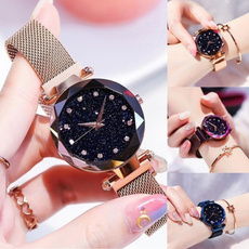 Fashion, Ladies Fashion, Bracelet Watch, Sky