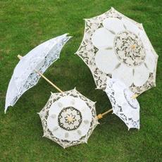 parasol, Umbrella, Lace, palace