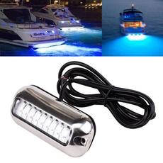 Steel, fishinglight, waterprooflight, Marine