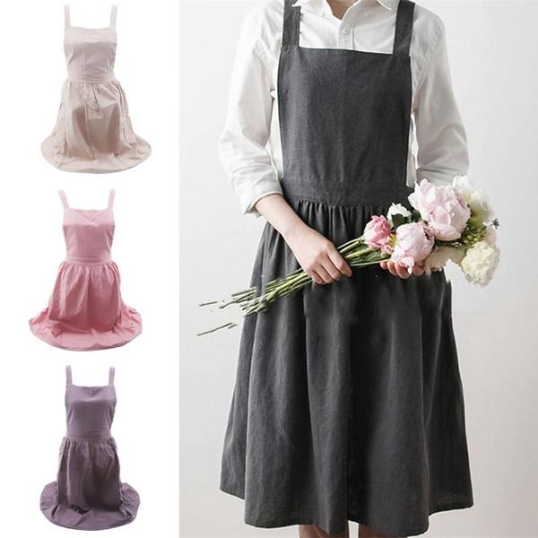 apron, Kitchen & Dining, Cotton, Kitchen & Home