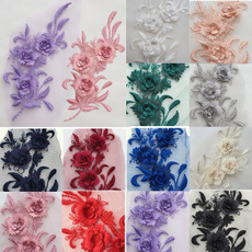 lacesticker, dressdecor, Flowers, Encaje