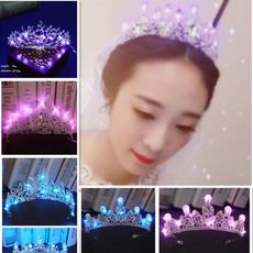 diamondcrown, glowingcrown, princesscrown, Jewelry