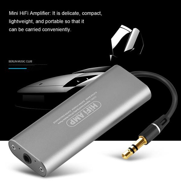 Mini, audioamplifier, Earphone, hifiheadphone