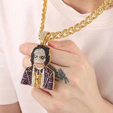 Steel, Silver Jewelry, hip hop jewelry, Chain