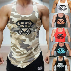 Fashion, crop top, Fitness, menvest