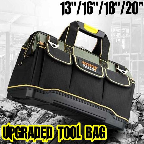 Heavy, toolsbag, Canvas, electriciantoolbag