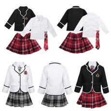 Fashion, kidsgirlsclothe, Long Sleeve, Cosplay Costume