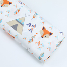 Quilting, Fox, Dress, Sewing