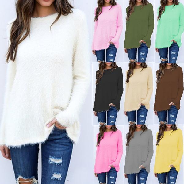 Women Sweater, Knitting, long sleeve sweater, sweater coat