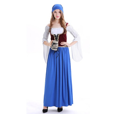 beergirlcostume, maidshirt, Cosplay, Traditional