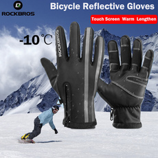fullfingerglove, rockbro, Touch Screen, Bicycle