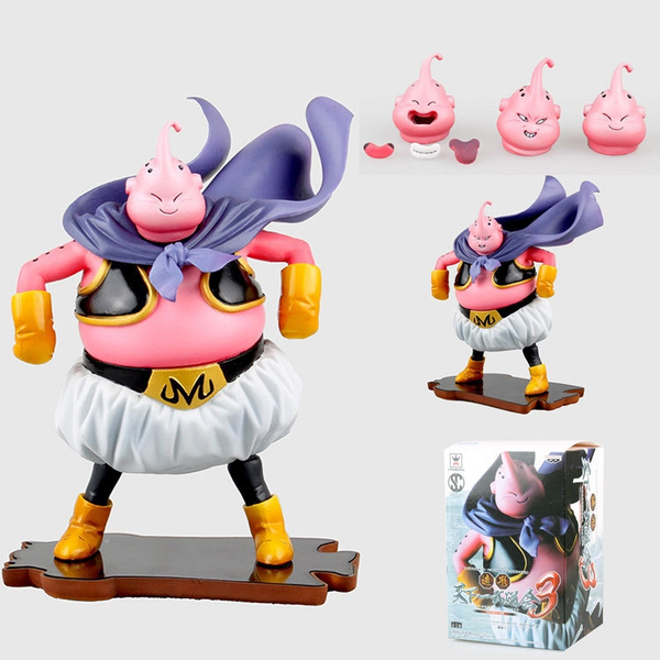 9,05 Inches Yanshangqi Dragon Ball Super-Buu M/ädchen Cyborg PVC Figure