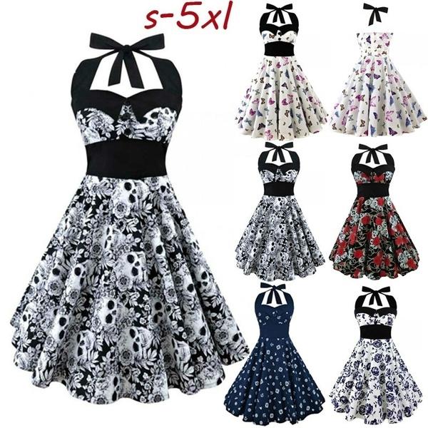 Fashion, Ladies Fashion, skull, Dress