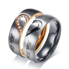 Cubic Zirconia, Heart, DIAMOND, Jewelry
