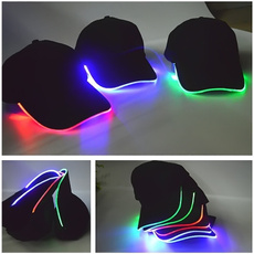 Leisure Cap, Fashion, led, Hat Cap