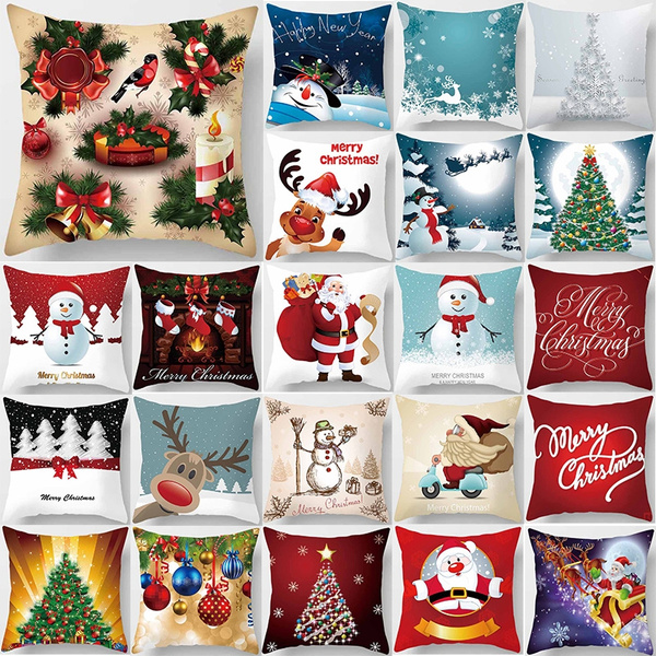 christmaspillowcase, case, Fashion, Christmas