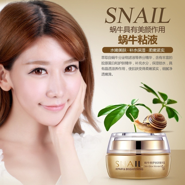 snailcream, Anti-Aging Products, anti aging cream, Health & Beauty