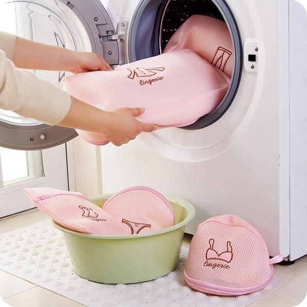 pink, Underwear, washing, Home Decor