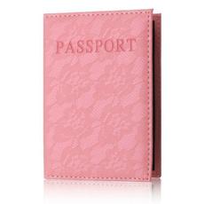 pink, case, passportpouch, idholder