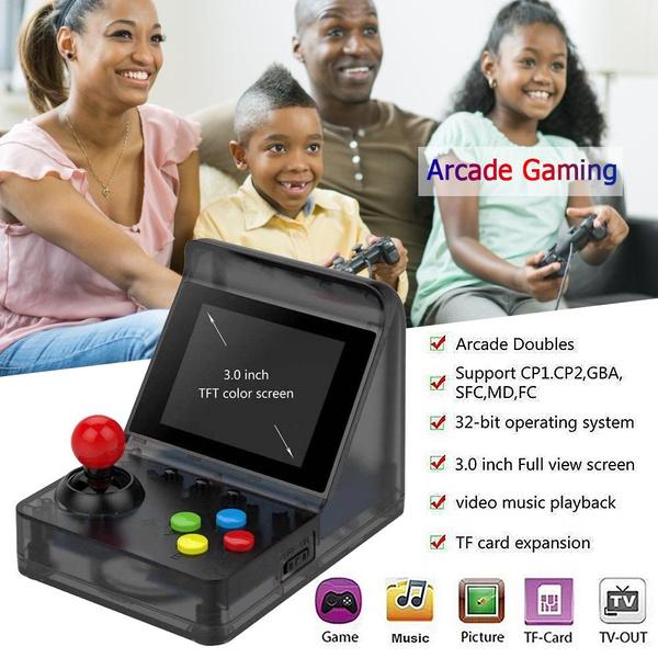Mini, Console, arcade, Classics