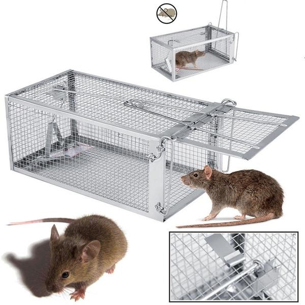 pesttrapcage, mousetrapcage, Home & Living, rattrap