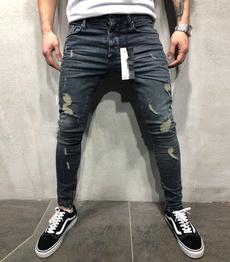 men jeans, Fashion, pants, Spring