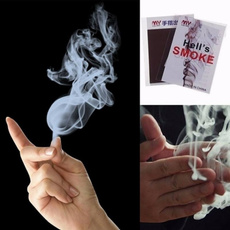 Toy, Magic, Smoke, smokefromfinger
