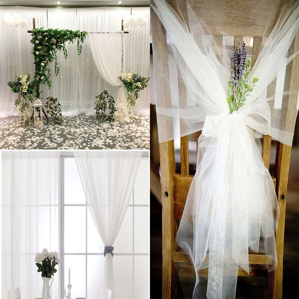 decoration, tulledecoration, Home & Living, Tutu