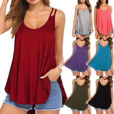 Summer, Spaghetti Strap, Tank, summer tank top