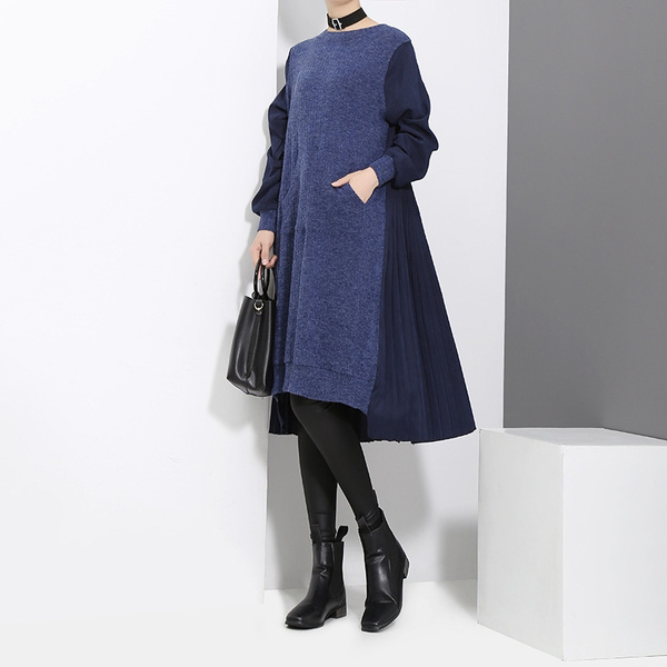 knitted, velvet, Winter, knittingdres