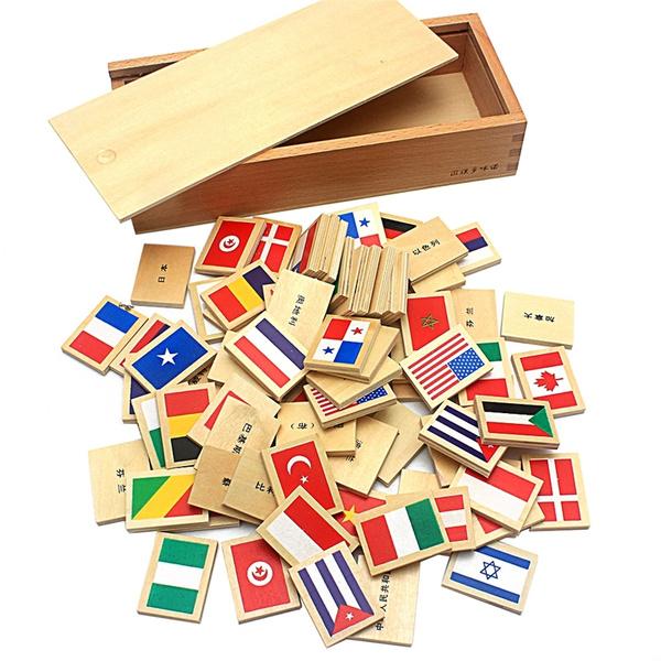 Box, montessori, Toy, Educational Products