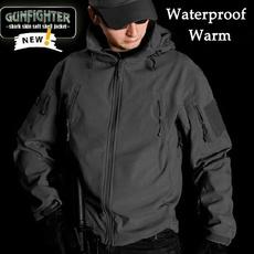 Army, waterproofjacket, Coat, Hiking