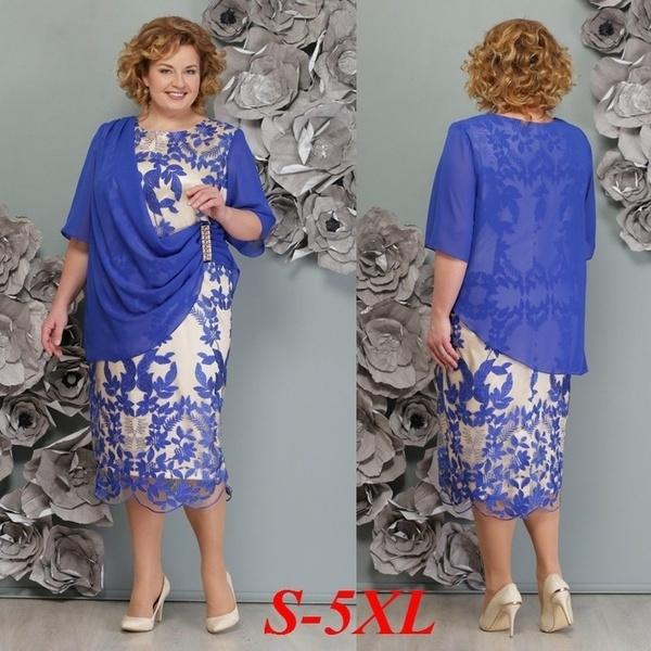 Plus Size, Lace, Elegant, plus size dress