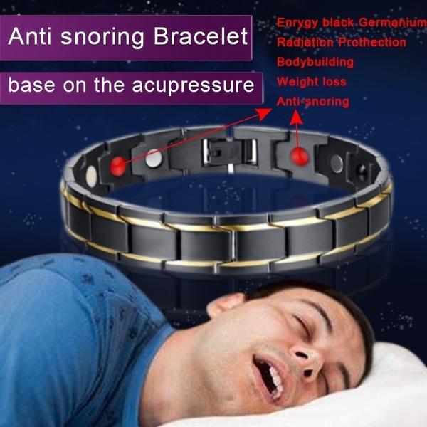 Jewelry, antisnoring, antistatic, Magnetic